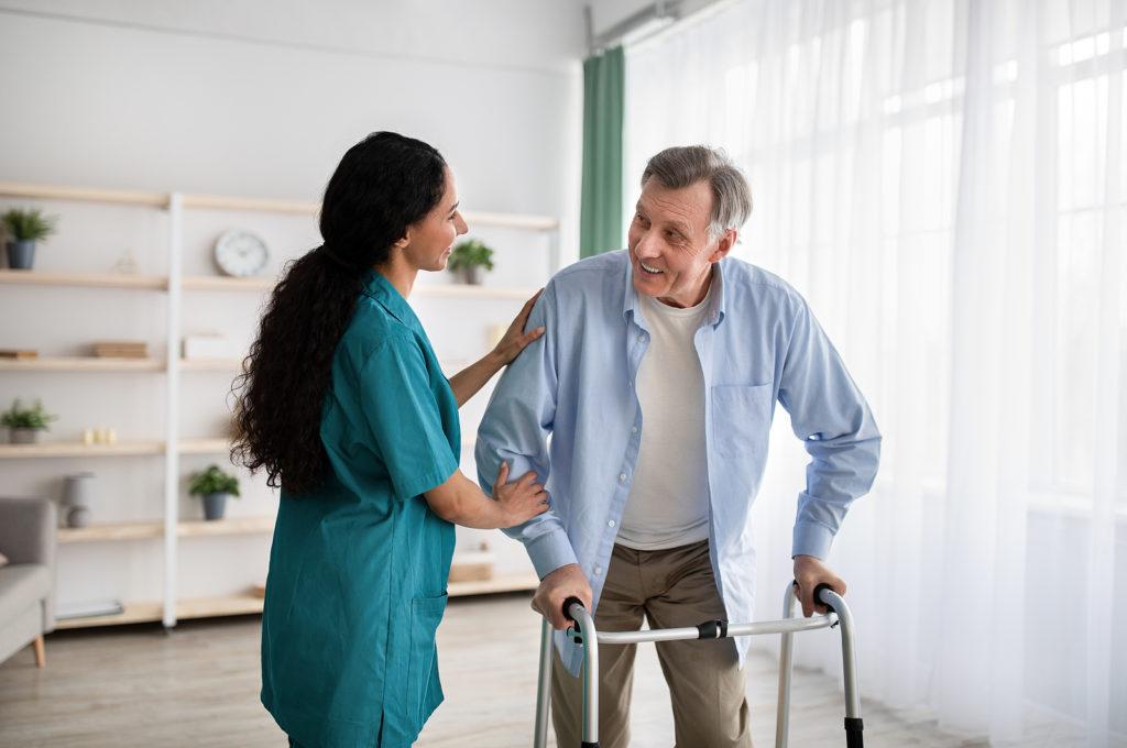 24-hour home care vs Live-In home care in Miami